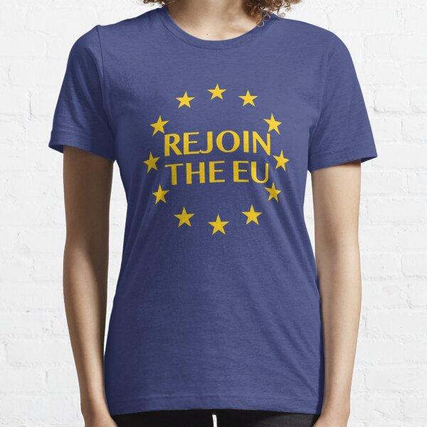 Rejoin the EU Brexit Essential T-Shirt