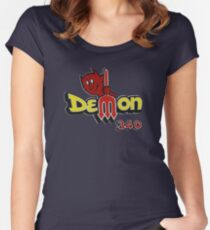Dodge Demon Women's Fitted Scoop T-Shirt
