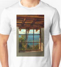 0648 Through the Window Unisex T-Shirt