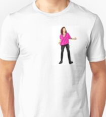 Pink Polka Dot Harry  Unisex T-Shirt