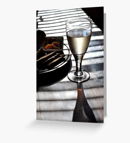 epicure Greeting Card
