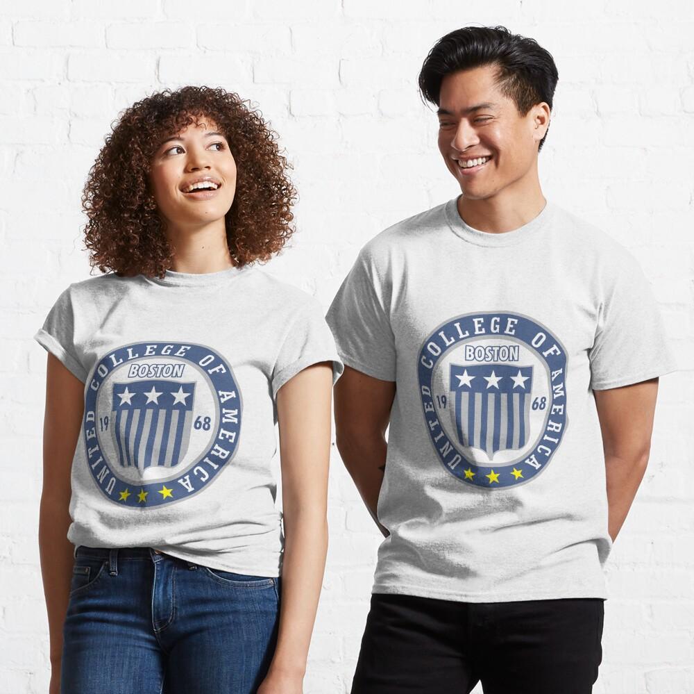 antique university in Boston Classic T-Shirt