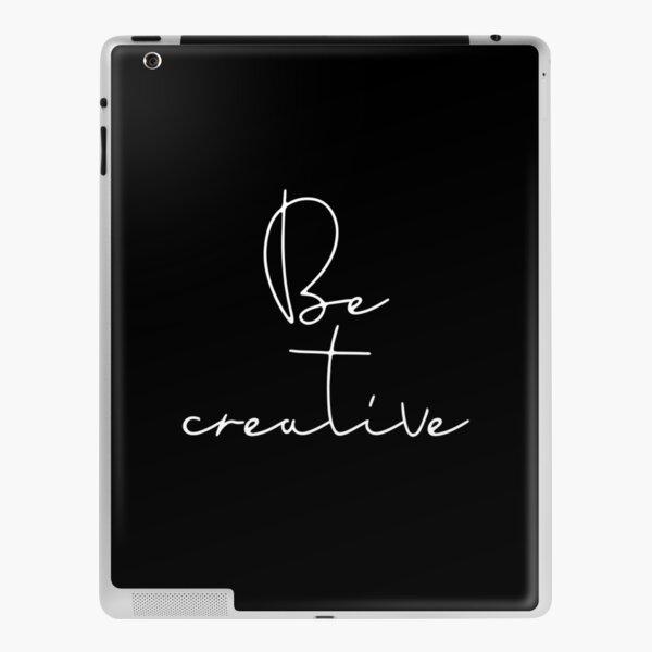 Be creative iPad Skin