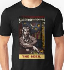 The Seer: from the Tarot of the Zirkus Mägi Unisex T-Shirt