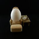 Eggistential by Barbara Morrison
