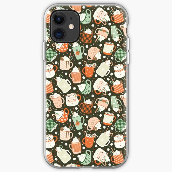 Christmas Cocoa iPhone Soft Case