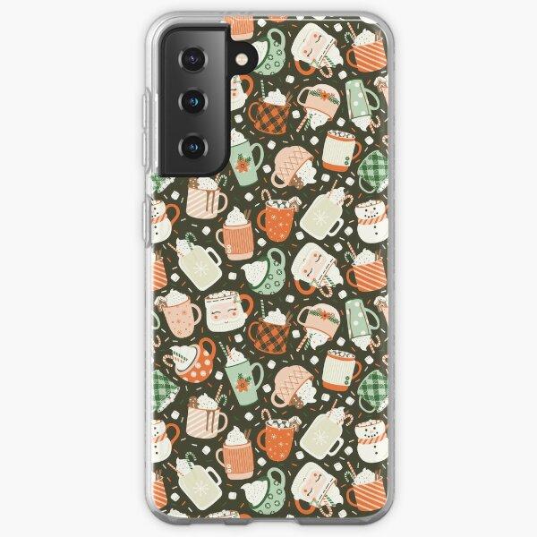 Christmas Cocoa Samsung Galaxy Soft Case