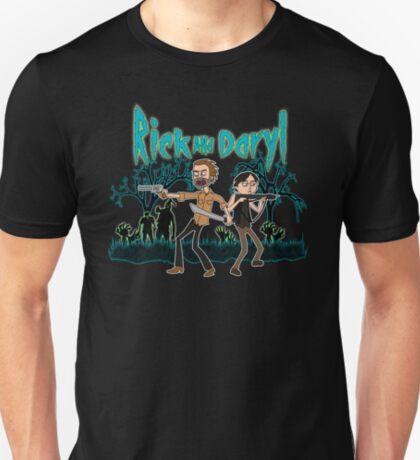 Rick and Daryl T-Shirt
