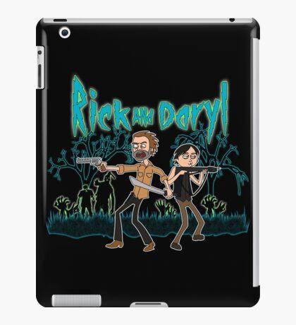 Rick and Daryl iPad Case/Skin