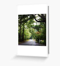 Portal to Narnia Greeting Card