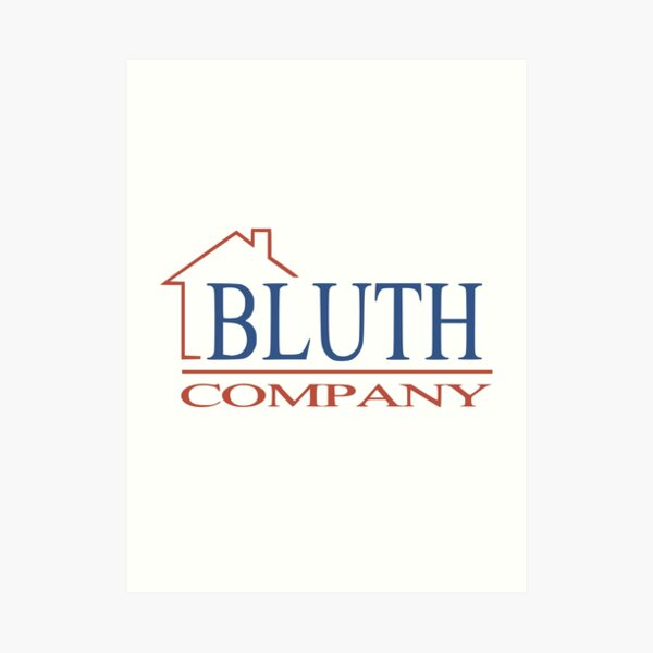 The Bluth Company Art Print