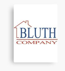 The Bluth Company Canvas Print