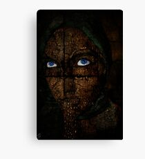 """""""Hearbroken, Drawn and Quartered"""" Canvas Print"""