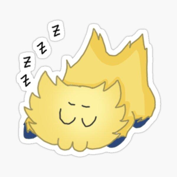 Sleepy Joltik Sticker