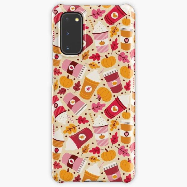Pumpkin Spice Love Samsung Galaxy Snap Case