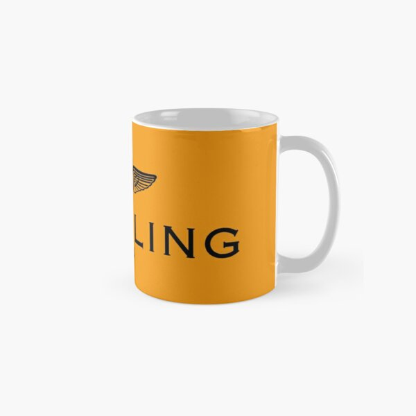 Best Breitling Merchandise Logo Classic Mug