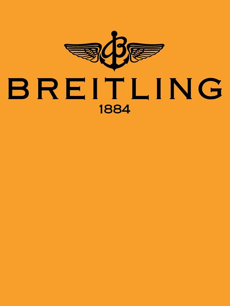 Best Breitling Merchandise Logo by islagracewyatt