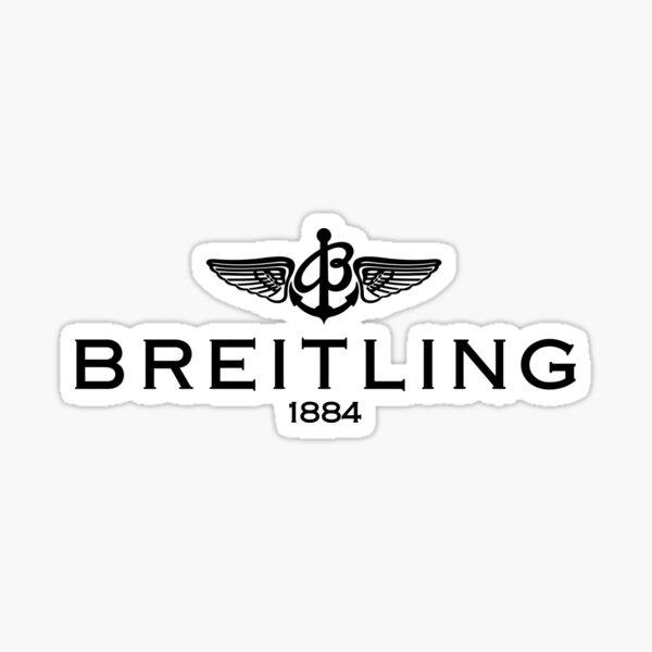 Best Breitling Merchandise Logo Sticker