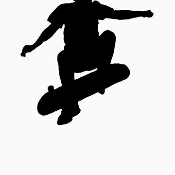 Skater Large - Black by timtopping