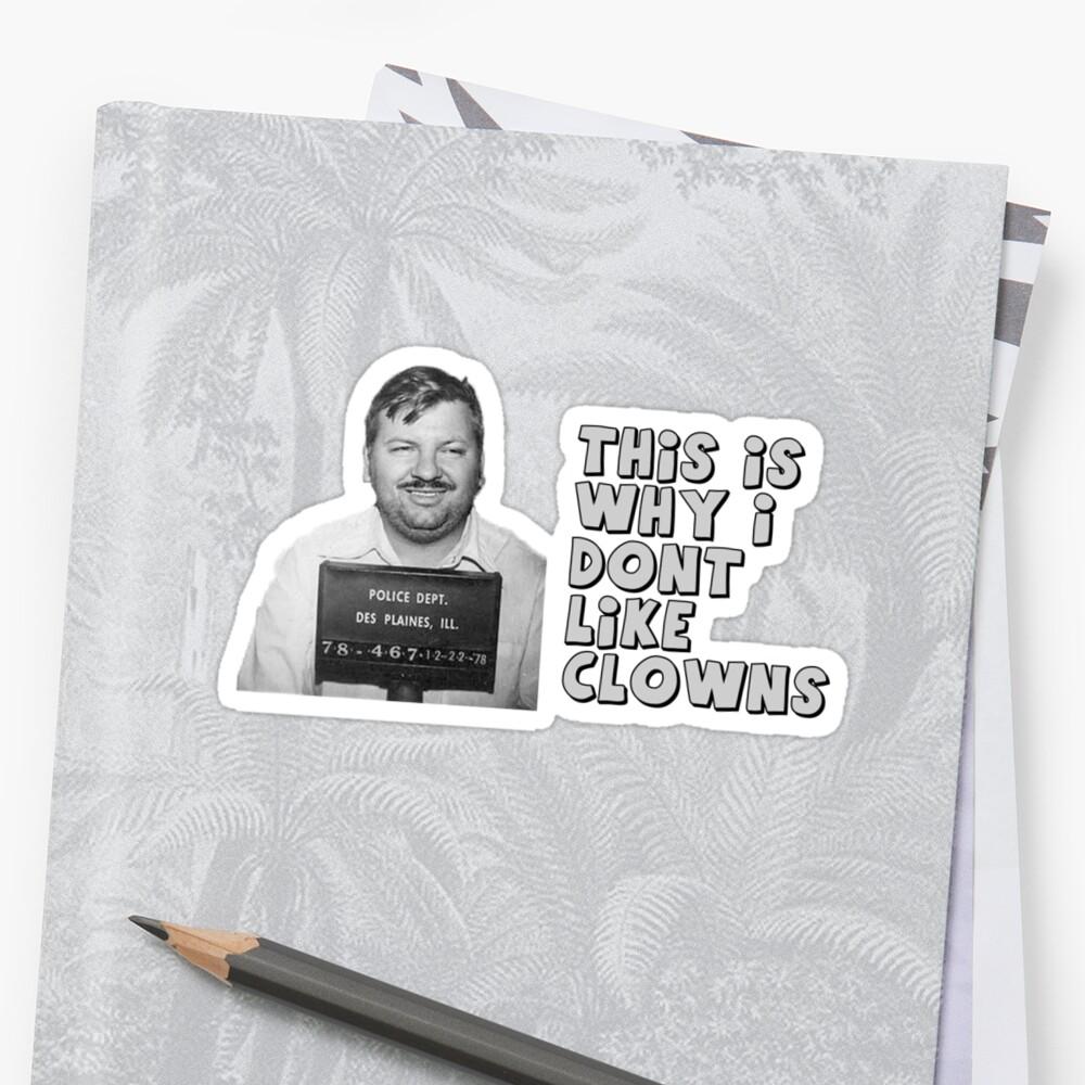 John Wayne Gacy by Tim Topping