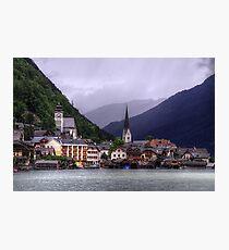 Hallstatt, Austria Photographic Print