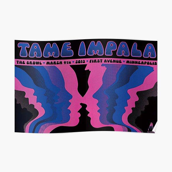 Purple Impala Poster