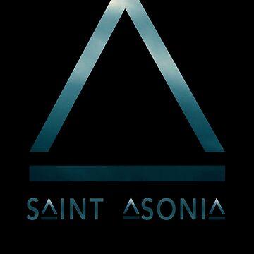 Saint Asonia Logo by cinemore