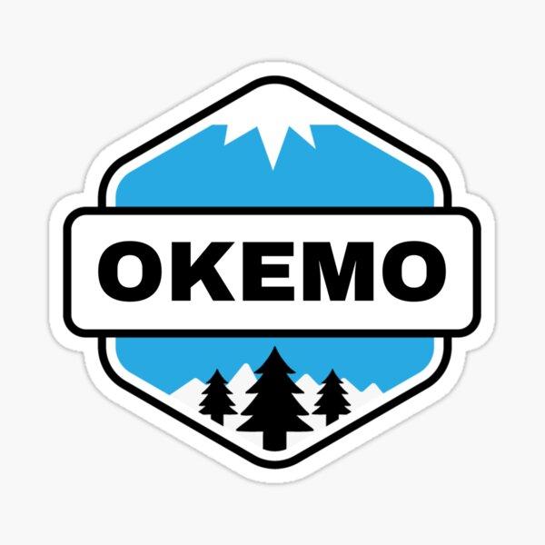Okemo, Vermont Mountain and Ski Sticker