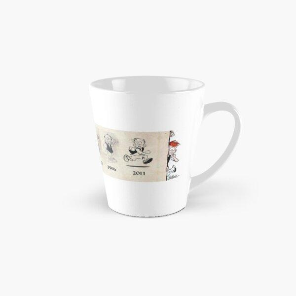 Evolution of Meggs Tall Mug