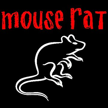 Funny Mouse by BoldManners