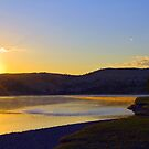 Good morning Flathead River by amontanaview