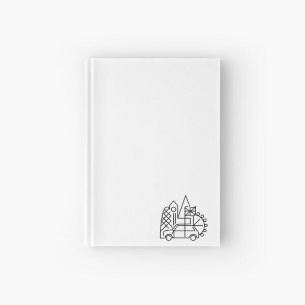 scBC Mini Skyscape Hardcover Journal