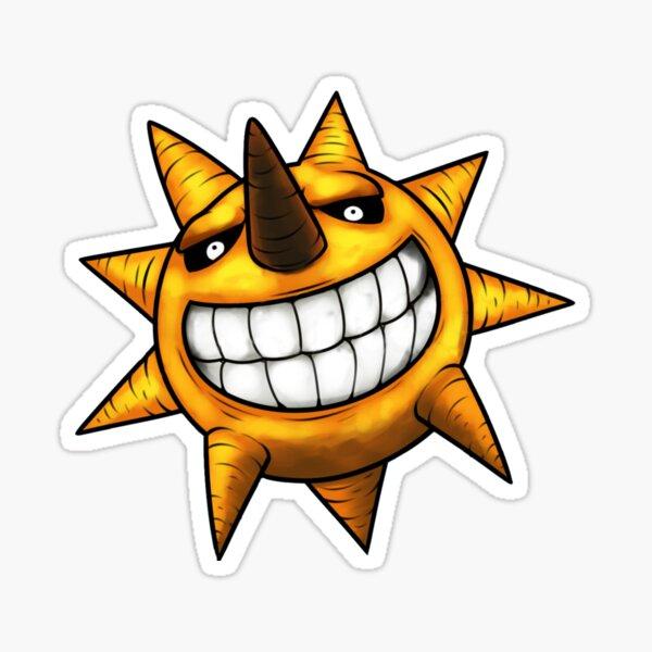 Souleater Sun Sticker