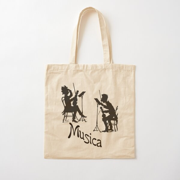 Untitled Cotton Tote Bag