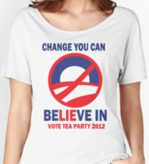 Anti-Obama Shirt Women's Relaxed Fit T-Shirt