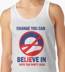 Anti-Obama Shirt Tank Top
