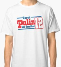 Sarah Palin Shirt Classic T-Shirt