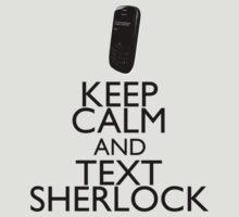 Text Sherlock