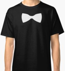 BOW TIE - T Shirt many colours Funny Gift S-XXL Mens and Ladies free p&p Classic T-Shirt