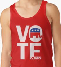 Vote Republican 2012 Tank Top