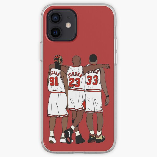 Rodman, MJ et Scottie Coque souple iPhone