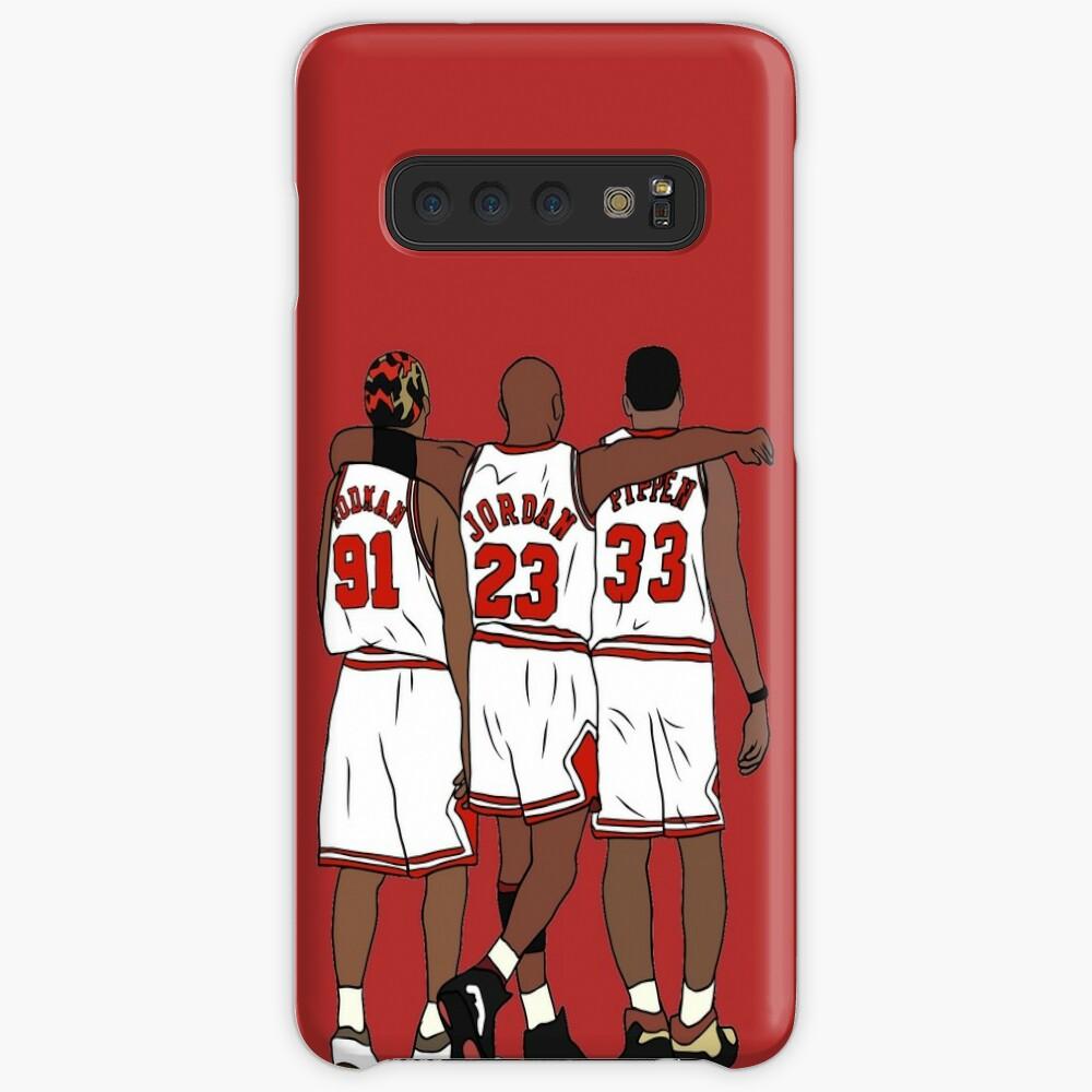 Rodman, MJ & Scottie Case & Skin for Samsung Galaxy