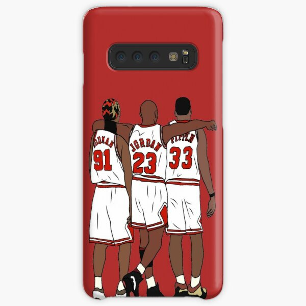 Rodman, MJ & Scottie Samsung Galaxy Snap Case