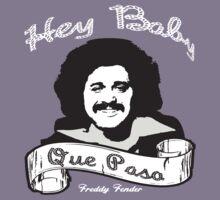 """Freddy Fender """" Hey Baby Que Paso"""""""