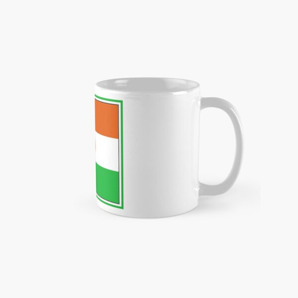 Niger Flag Gifts, Stickers and other Products Classic Mug