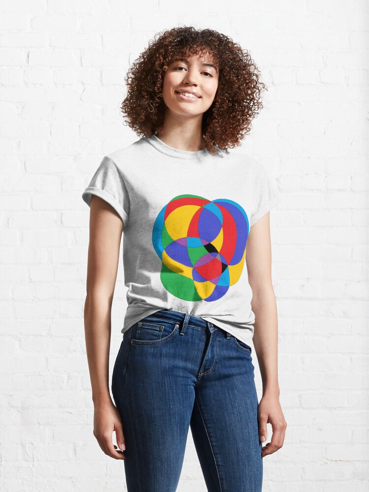 Circle - 2D shape: Classic T-Shirt