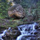 Ballancing Rock by Ryan Conyers