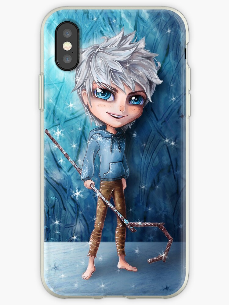 Jack Frost Chibi - Legend of the Guardians by Dacdacgirl