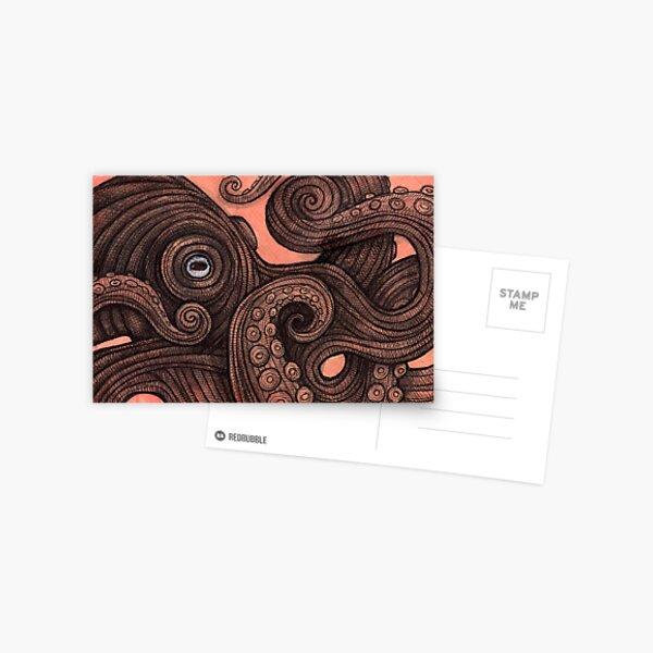 The Octopus Postcard