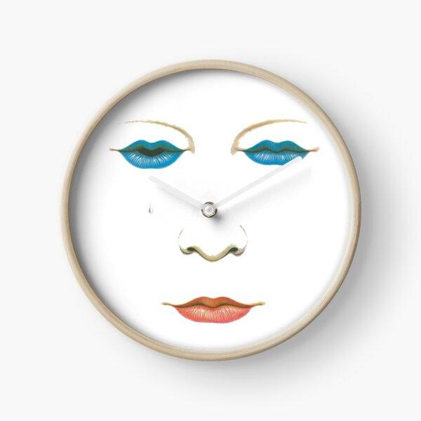 Talk Talk 80s iconic synthpop band Clock